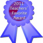 Teachers' Favorite Awards